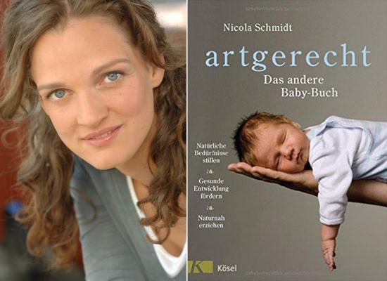 nicols schmidt + baby buch