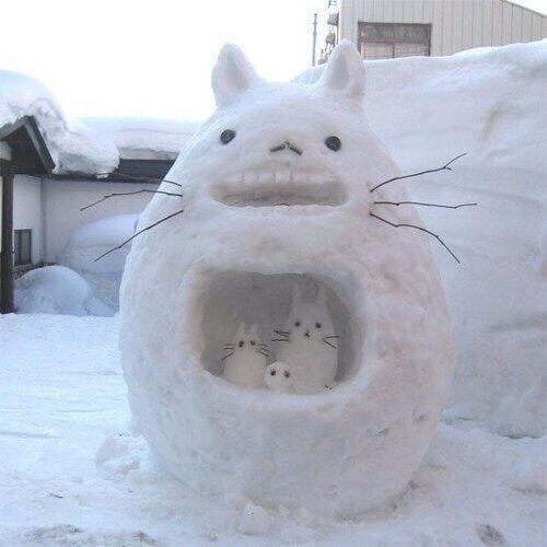 schneemann-kitty